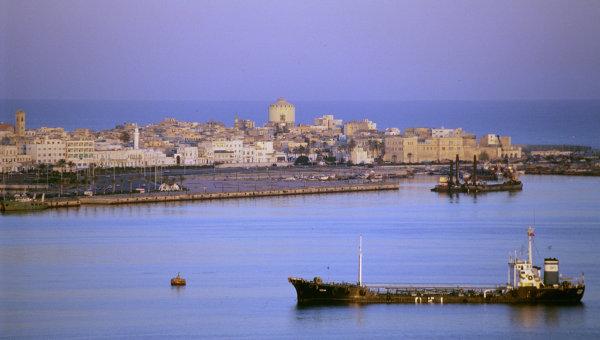 Ливия. Город Триполи