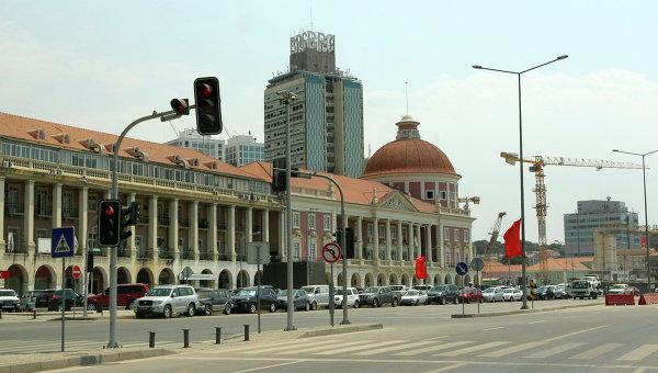 Страны мира. Ангола. Архивное фото
