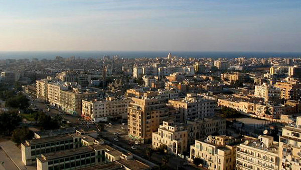 Ливия. Архивное фото.