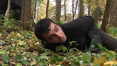 Подозреваемый в убийстве в Бирюлево задержан в Коломне. Оперативная съемка