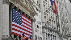 Уолл-стрит открылась в минусе на слабых данных по рынку труда США