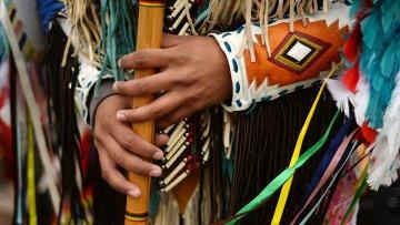 Индейцы. Архивное фото