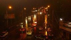 Ростов-на-Дону, затопленный из-за ливня. Архивное фото
