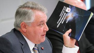 Директор НИЦ Курчатовский институт Михаил Ковальчук