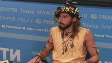 Не думаю об опасности – архивное интервью похищенного в Сирии россиянина
