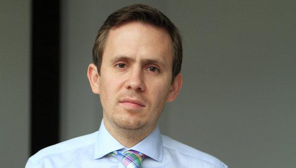 Директор по работе с государственным сектором компании SAS Россия/СНГ Илья Катчан