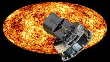 Космический телескоп Планк, архивное фото