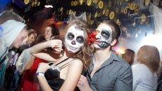 Хэллоуин в томском клубе