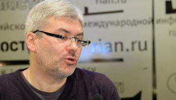 Евгений Водолазкин, архивное фото