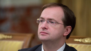 Владимир Мединский, архивное фото