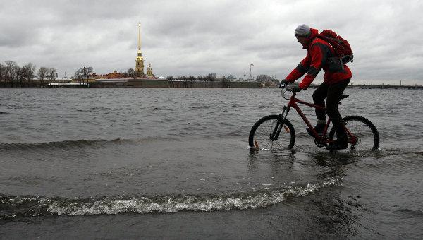 Наводнение в Санкт-Петербурге