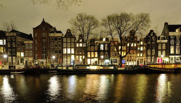 Нидерланды. Амстердам. Архивное фото