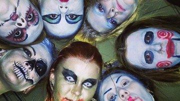 Хэллоуин глазами пользователей Instagram
