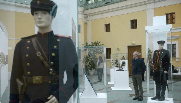 Открытие выставки МВД России: история сквозь призму объектива