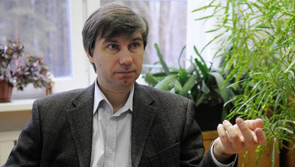 Ученый секретарь Института биофизики Сибирского отделения Российской академии наук Егор Задереев