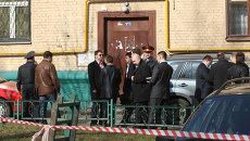 Федеральный судья Эдуард Чувашов застрелен в центре Москвы. Архивное фото