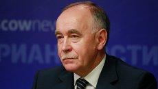 Пресс-конференция директора ФСКН России Виктора Иванова. Архивное фото