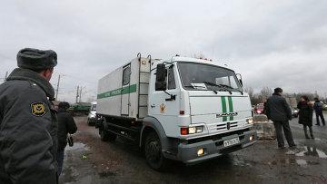 Активистов Greenpeace доставили в Санкт-Петербург. Архивное фото