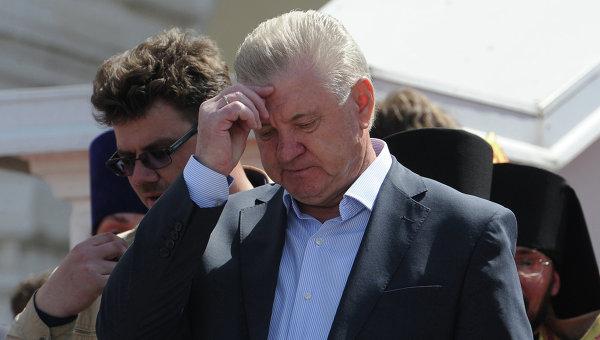 Мэр Астрахани Михаил Столяров. Архивное фото