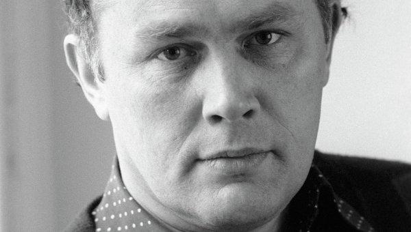 Актер Валерий Хлевинский, архивное фото