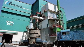 ОАО Челябинский металлургический завод (группа Мечел). Архивное фото