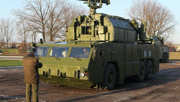 Зенитно-ракетный комплекс ТОР-М2. Архив