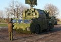 """Зенитно-ракетный комплекс """"ТОР-М2"""""""
