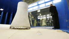 Прозрачный бетон и стеклянный кирпич показали атомщикам инноваторы МГСУ