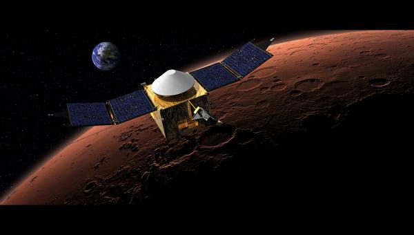 Миссия Maven создана для того, чтобы разгадать тайну марсианской атмосферы.