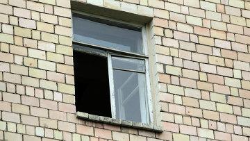 Окно, архивное фото