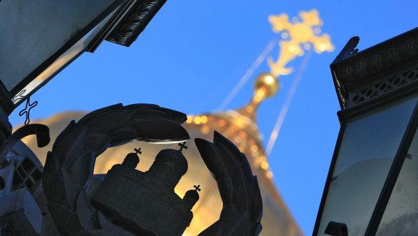 Храм Христа Спасителя, архивное фото
