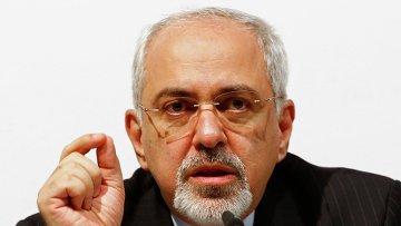 Глава МИД Ирана Мохаммад Джавад Зариф. Архивное фото