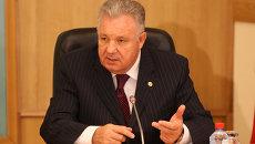 Полпред президента в Дальневосточном федеральном округе Виктор Ишаев. Архив