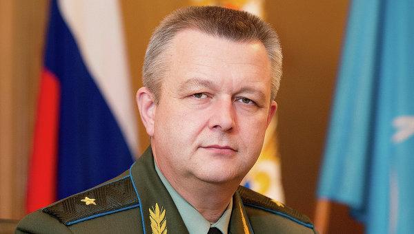 Командующий войсками ВКО Александр Головко, архивное фото