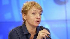 Руководитель секретариата Civil-20 Алена Перышкина