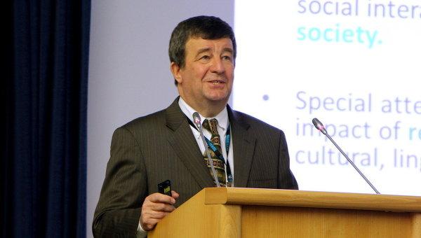 Профессор Южного методистского университета (Даллас, США) Шломо Вебер
