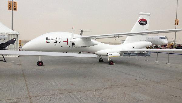 Беспилотник United-40 (ОАЭ), архивное фото