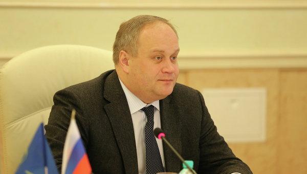 Юрий Нагорных, заместитель министра спорта Российской Федерации. Архивное фото