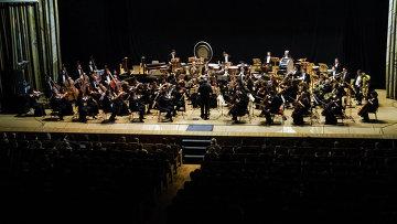 Симфонический оркестр Мариинского театра. Архивное фото
