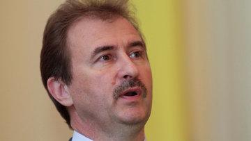 Глава киевской городской госадминистрации (КГГА) Александр Попов