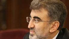 Министр энергетики и природных ресурсов Турции Танер Йылдыз