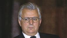 Леонид Макарович Кравчук. Архив.