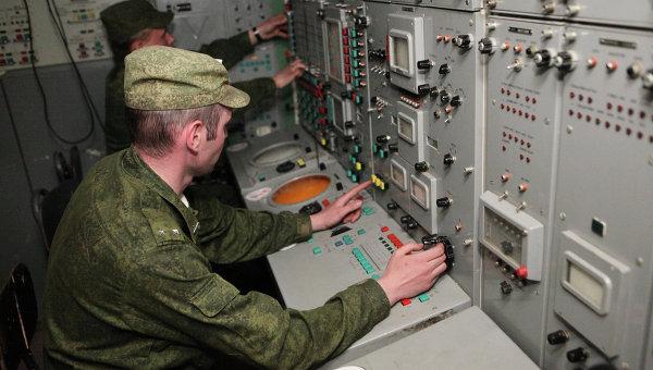 Учения войск ПВО, архивное фото