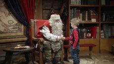 Гости, письма и подарки - как Санта в Лапландии готовится к Рождеству