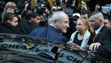 Экс-глава нефтяной компании ЮКОС Михаил Ходорковский. Архивное фото