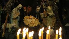 Католическое рождество в Самаре, фото с места события