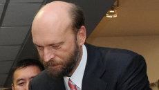 Сенатор Сергей Пугачев. Архивное фото
