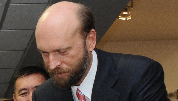 Экс-сенатор Сергей Пугачев. Архивное фото