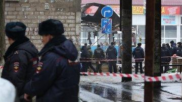 Взрыв в троллейбусе в Волгограде. Архивное фото