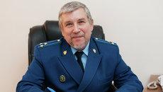 Андрей Фирдман, помощник прокурора Западно-Сибирской транспортной прокуратуры